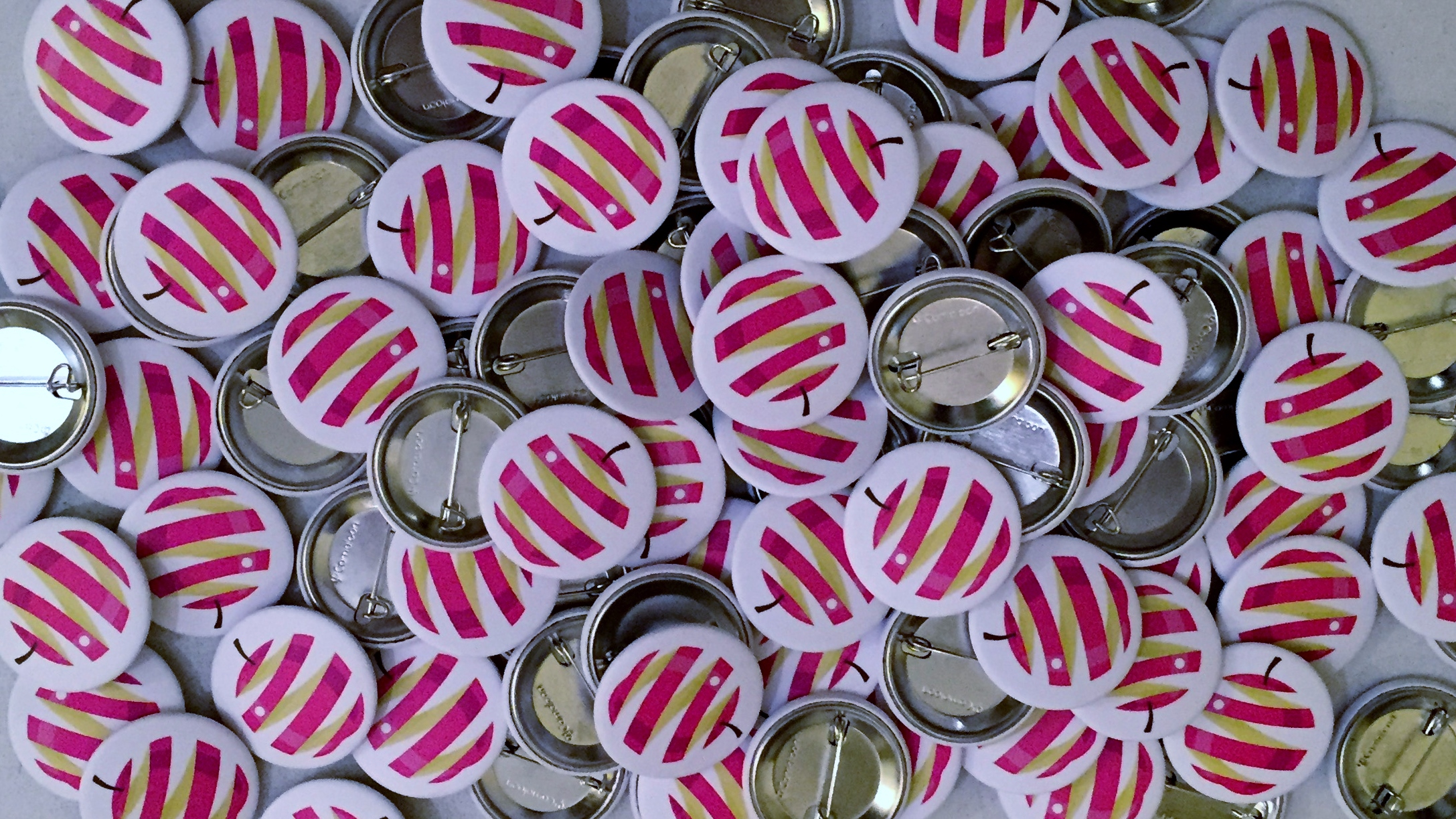 Des badges aux couleurs du CO-D'EVE